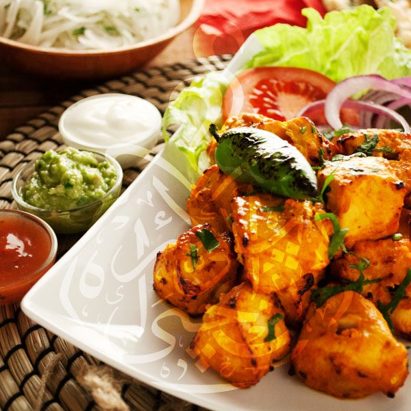 Chicken Tikka Boti (8 pcs)