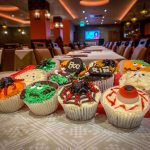 Halloween-Themed Cupcakes at Karachi Cuisine